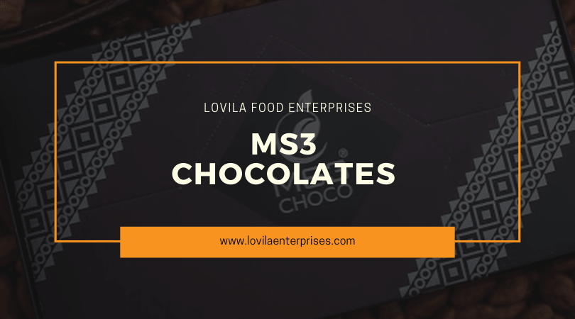 MS3 Chocolates