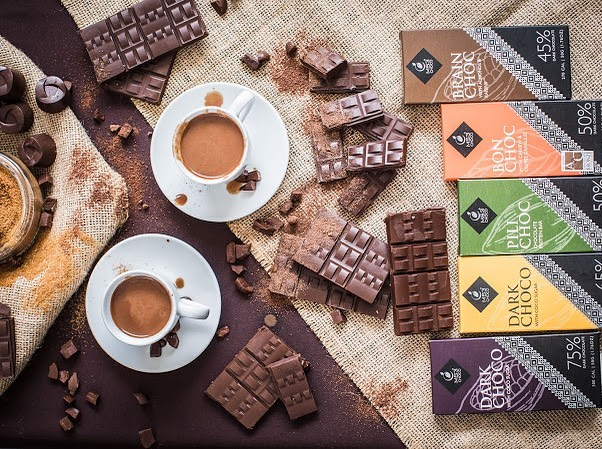 Quality All-Natural and Healthy Chocolates